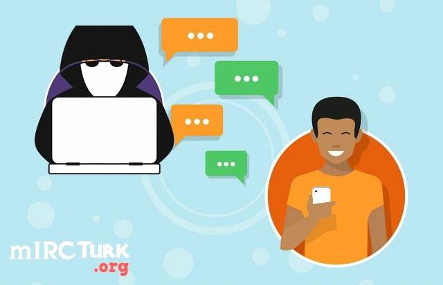 sohbet sitesi nasıl çökertilir ddos saldırı